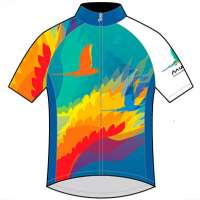 Mulga Clothing Fly Jersey Front
