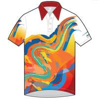 Mulga Clothing Path Polo Front