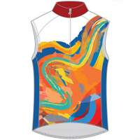 Mulga Clothing Path Vest Front